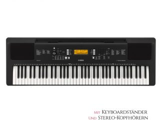 Yamaha Keyboard PSR-EW300 Set