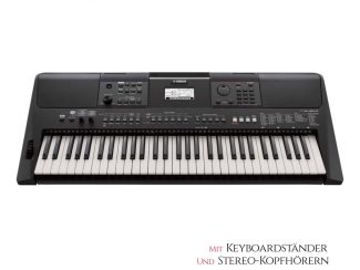 Yamaha PSRE463 Keyboard Set