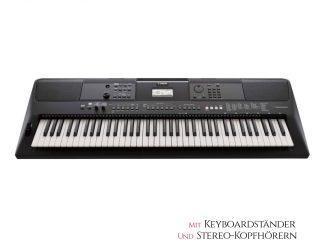 Yamaha PSREW410 Set Keyboard