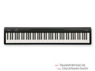 Roland FP1BK Stagepiano Set