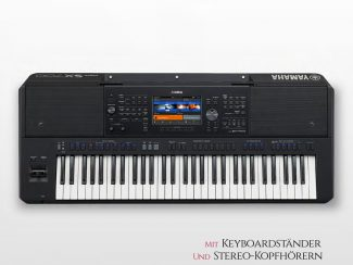 Yamaha Workstation PSR-SX700 Set