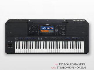 Yamaha Workstation PSR-SX700 Set