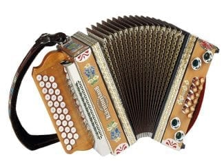 Kärntnerland 32junbesas Harmonika Junior b-es-as