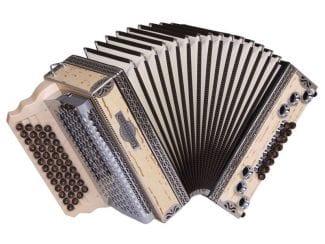 Kärntnerland 43edhbirkbesasdes Harmonika Edelholz Birke