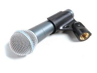 Shure BETA58A Vokalmikrofon Hypernieren