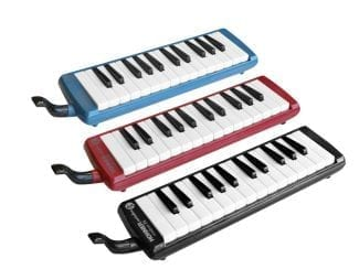 Hohner HOC94264 Melodica Student 26 rot