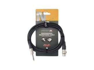 STAGG NMC3XPR Mikrofonkabel 3m