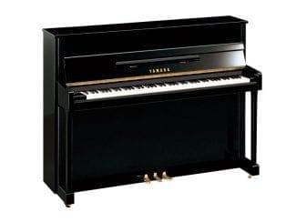 Yamaha B2EPE Piano schwarz poliert