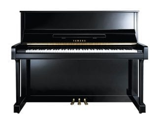 Yamaha B3EPE Piano schwarz poliert