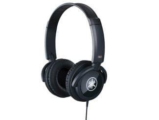 Yamaha HPH100B Kopfhörer schwarz