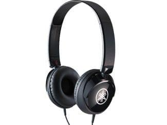 Yamaha HPH50B Kopfhörer schwarz