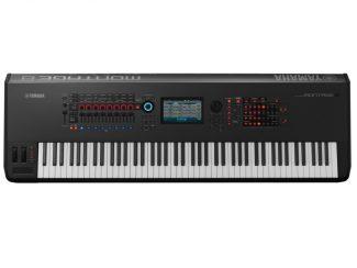Yamaha MONTAGE8 Synthesizer Montage