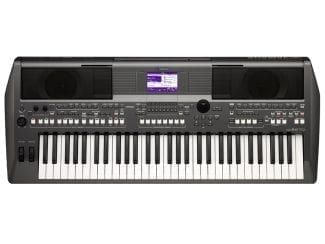 Yamaha PSRS670 Workstation 61 Tasten