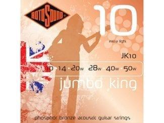 Roto Sound ROJK10 Saitensatz Extra L 010-050