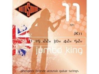 Roto Sound ROJK11 Saitensatz Extra L 011-052