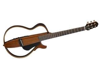 Yamaha SLG200SNT Silent Gitarre Steel Strings, natur